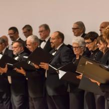 Audiotorium Biblioteca Valvassori Peroni 24.10.2015 Il coro