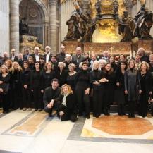 Basilica di San Pietro-Roma- 13.03.2016