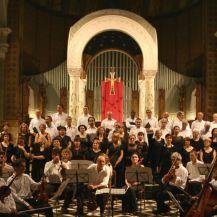 Chiesa di Sant'Andrea 06.06.2015 Coro e orchestra
