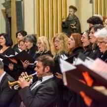Chiesa di Sant'Antonioo Abate 12.12.2015 Coro e solisti