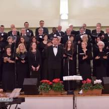 Concerto di Trecate 20.11.2015 Coro e solista