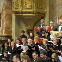 Sant'Alessandro in Colonna-Bergamo- 10.12.2011 Coro e orchestra