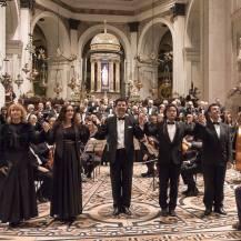 Requiem di Mozart. San Celso, Milano