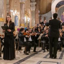 Coro Città di Milano - Amadeus Kammerchor - Chiesa S. Andrea, Via Crema, Milano Direttore Gianmario Cavallaro