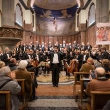 Venerdì 12 Aprile 2019 Coro Città di Milano Amadeus Kammerchor Orchestra Filarmonica Amadeus Direttore Gianmario Cavallaro