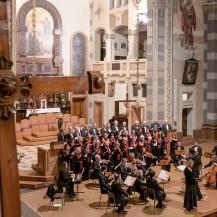 Concerto Coro CITTA' DI MILANO e ORCHESTRA FILARMONICA AMADEUS - Direttore Gianmario Cavallaro